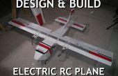 Diseñar y construir su propio aeroplano RC eléctrico