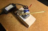 Construir un Tracker de puntero de ISS usando Adafruit HUZZAH ESP8266