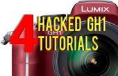 4. Panasonic GH1 - lentes (hackeado tutorial) - tutoriales de GH13 HDSLR