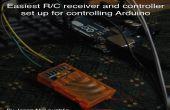 Cómo controlar Arduino con receptor RC 10 minutos