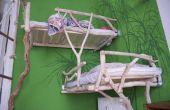 Cama infantil de madera forrest