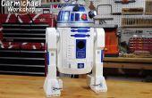 Comedero para pájaros de R2-D2
