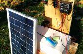 Cargador solar portátil 20w