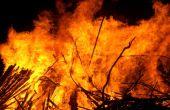 Detección de incendios - Arduino y LEGO Mindstorms del bosque
