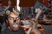 BRRRRAAAAIIINSSSSSS! Hacer usted mismo en un zombie con photoshop CS5