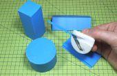 Hacer prototipos impermeables [de hoja de Correx]