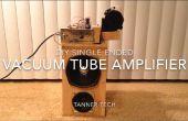 Terminó de bricolaje solo tubo de vacío amplificador