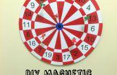 Dardos magnéticos DIY