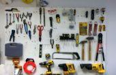 Cómo hacer un tablero de herramientas