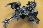 Modificada nave Bionicle