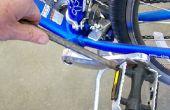 Llave para una bicicleta de pedal