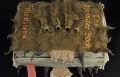 El libro de bricolaje monstruo de monstruos