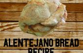 Receta de pan Alentejano