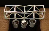 Puente del braguero 2 – paja y cinta (proyecto reto)