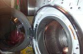 Cómo quitar moho aún más de su lavadora de alta eficiencia