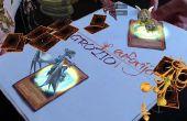 Realidad aumentada utilizando Unity3D y Vuforia para múltiples destino seguimiento-Wiki Yu-Gi-Oh! Juego de cartas