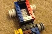 Como hacer un Lego Space Rover