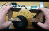 Cubo de música, inspirado en la caja del rompecabezas Diresta