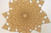 Espiral de Fibonacci rompecabezas