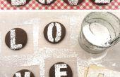 Estarcidos amor letra Cookies