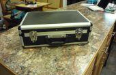 La caja del cuchillo, para estudiantes de culinaria, Chefs y cocineros ávidos!