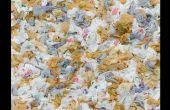 Cómo reciclar el plástico de polietileno de alta densidad (bolsas, jarras de leche, tapas de botellas, etc.)