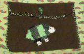 Cómo coser una bolsa de