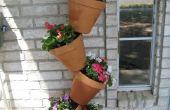 Excelentes macetas: Maximizar el espacio limitado para crecer las plantas y las flores!