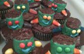 Monster Mash Cupcakes!