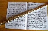 Cómo montar una flauta