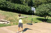 Fácil madera de goma y PVC Sniper Rifle