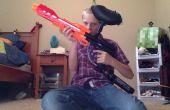 Cómo mod nerf rifle paintball
