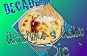Alcachofa y Asiago Dip