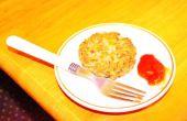 Super torta de alta proteína