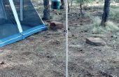 Soporte linterna portátil de campamento en Techshop Chandler
