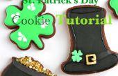 Cómo hacer St. Patrick de día olla de oro Cookies
