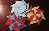 Morphing Origami estrella