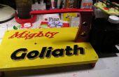 Maquina el poderoso Goliat Hotwire!