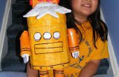 El gnomo de Instructables Robot de Roaming Robolocity - RoboGnome