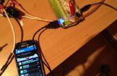 Teléfono y Tablet cargador de baterías (recargables y baratos)