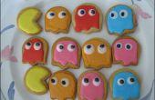 Galletas de azúcar Pacman