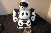 Hacer un Robot con cámara Color reconocimiento