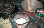 Purificación de nitrato de potasio (KNO3)