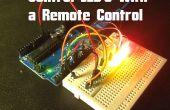 Arduino - Control LEDs con un Control remoto