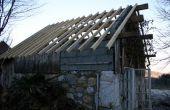 Fabricación de techo