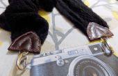 Bufanda de la correa de la cámara