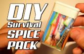 Supervivencia bricolaje Spice Pack