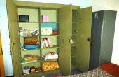 Un estante dormitorio tienda cosas de mejor manera