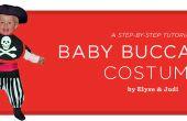 Disfraz de Bucanero para bebés