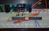 Cómo grabar Arduino Bootloader con pensión Magnolia (costo y tamaño de paquete de goma de pedal de arranque)